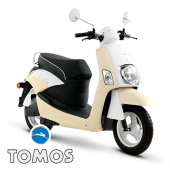 Scooter Cor - Tomos scooters
